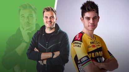 """Niels Albert ziet Van Aert meteen niveau halen: """"Schrijf maar op: hij rijdt top 10"""""""