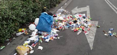 PvdA Tilburg wil veel minder afval op de kermis