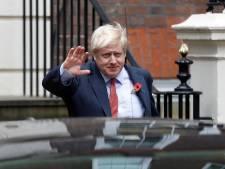 Britse premier Johnson: Overgangsperiode na brexit niet verlengd