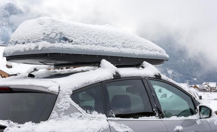 De politie kijkt nu ook via skiboxen mee met het gedrag van automobilisten