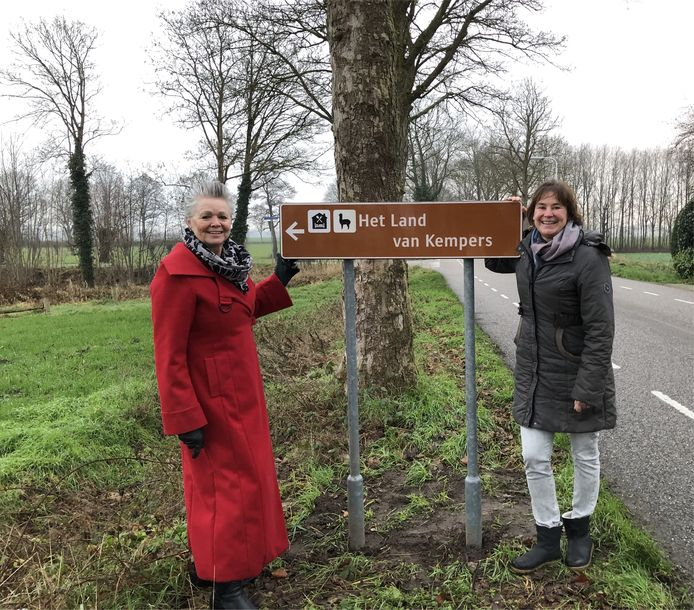Marijke van Haaren (links) en Natasja Kardos.