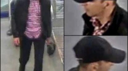 Wie herkent daders van gewapende overval op winkel Metro?