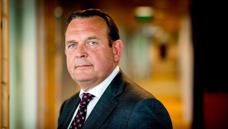 Nationale ombudsman Reinier van Zutphen Beeld ANP
