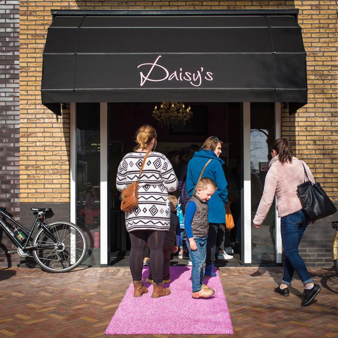 IJssalon Daisy's doet een gooi naar de prijs van de beste jonge ondernemer van het Business Event in Veenendaal.