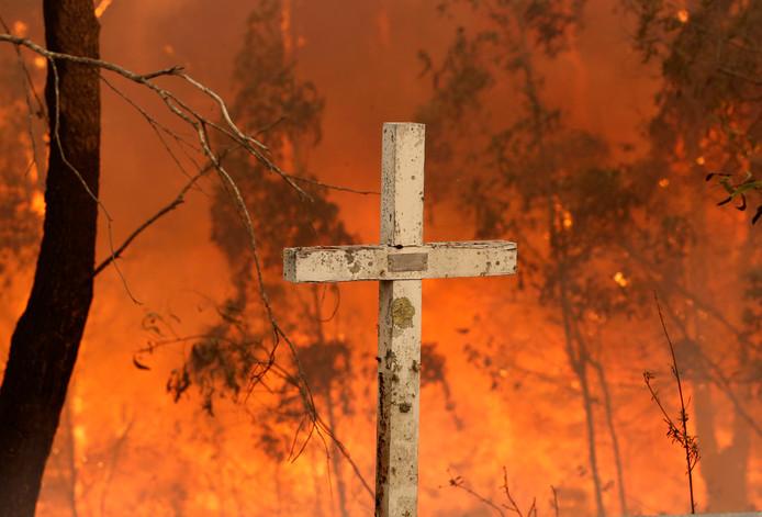 In Australië zijn op dit moment meer dan zeventig brandhaarden.