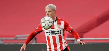 Philipp Max voert PSV-klassement van het ED aan, Bruma pakt laagste punt