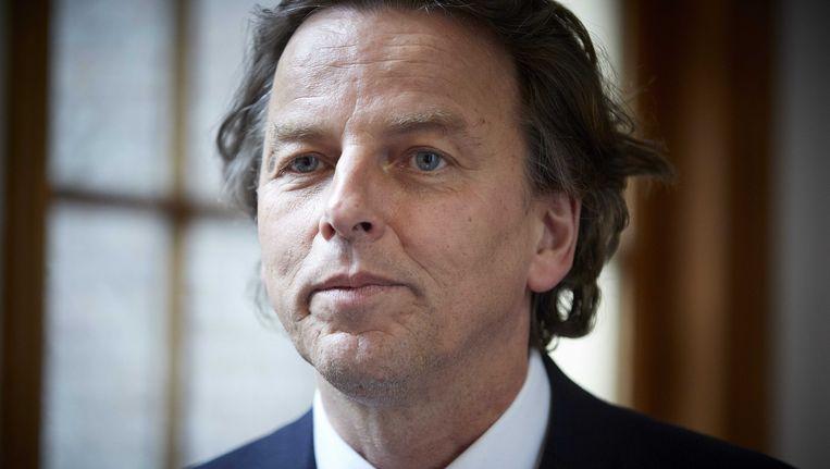 Oud-PvdA-minister Bert Koenders is hoofd van de VN-vredesmacht in Mali. Hij zal zijn partijgenoot minister Frans Timmermans van Buitenlandse Zaken waarschijnlijk opvolgen als die eurocommissaris wordt. Beeld ANP