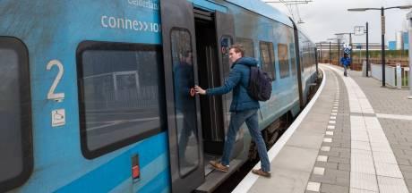 Een tochtgat in Barneveld of een monumentaal station in Baarn, het maakt voor de reiziger niks uit