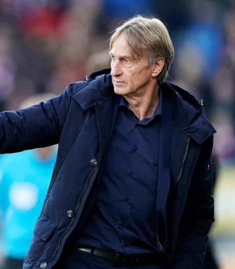 Feestvarken Koster heeft luxeproblemen bij Willem II