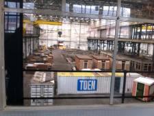 Sloop die dure sta-in-de-weg van een Machinefabriek maar, vindt deel Vlissingse raad