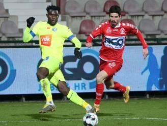 KV Kortrijk verliest eerste wedstrijd van 2021 tegen Moeskroense buren