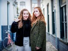 Michelle en Antoinette de Jong over pesten, rivaliteit en rode haren