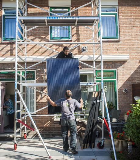 Extra isolatie en zonnepanelen voor Fien-woningen