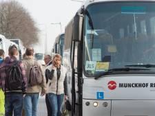 NS: 16 extra bussen achter de hand op dag Koeiemart Woerden