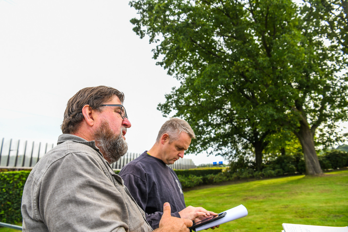 De 'Waardevolle bomenlijst' in Waalre werd vrijdag geactualiseerd.