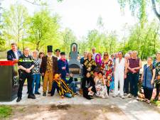 Parkbarbecue in Zeist direct na onthulling vernield: man roostert complete boomstam