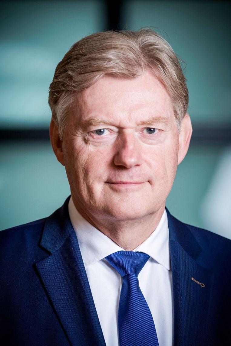 Staatssecretaris Van Rijn sleept 2,1 miljard euro binnen langs een weinig begrepen route. Beeld Freek van den Bergh
