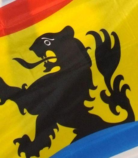 De Zeeuws-Vlaamse vlag gaat 'verhuizen'