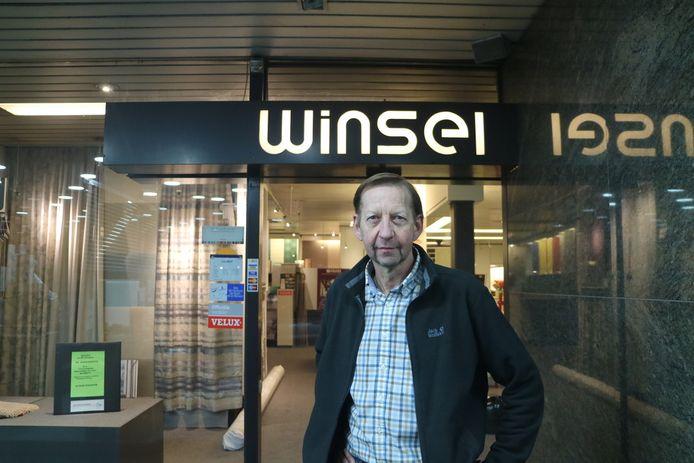 Het is met pijn in het hart dat Johan D'hondt de deuren van Winsel sluit.