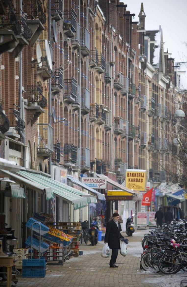 Javastraat. Foto Floris Lok Beeld