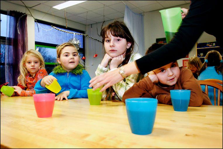 Een vestiging van kinderopvang Berend Botje in Edam.   Foto Maarten Hartman Beeld Maarten Hartman