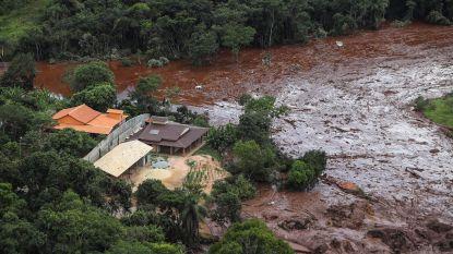 Al bijna 100 doden geteld na dambreuk in Brazilië