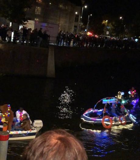 Lichtsloepenparade Breda: weer en sfeer optimaal