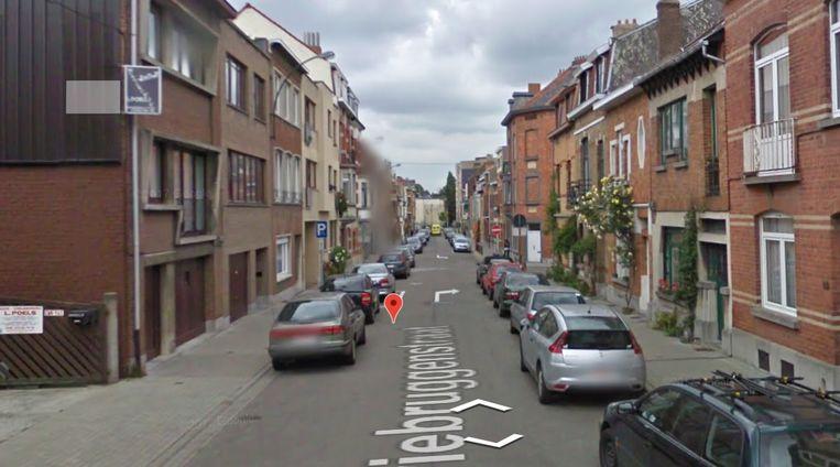 De Driebruggenstraat in Oudergem.