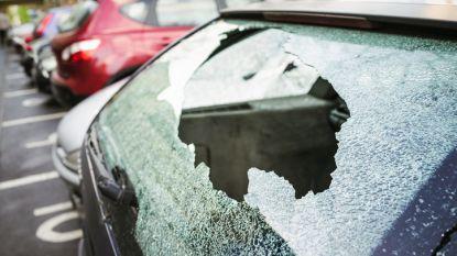 Vandaal opgepakt die vijftien geparkeerde auto's in Hasselt toetakelde
