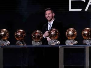 Lionel Messi remporte son sixième Ballon d'Or, Hazard et De Bruyne dans le top 15