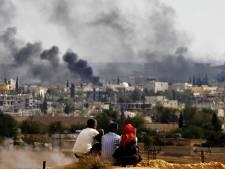 Strijd om Kobani duurt voort