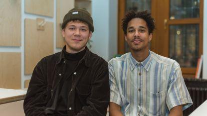 Brecht en Jonathan presenteren upcycling kledinglijn RENÉ in nieuwe pop-upwinkel