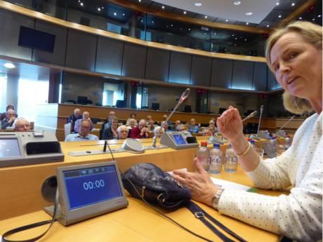 Lezersreis naar Europees Parlement in Straatsburg
