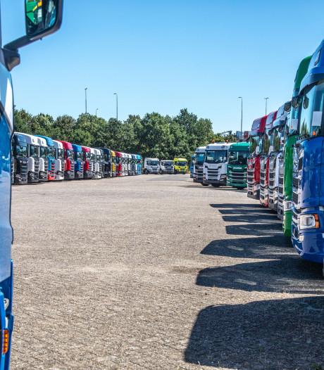 Wereldwijd minder trucks besteld: flexkrachten Scania Zwolle de dupe
