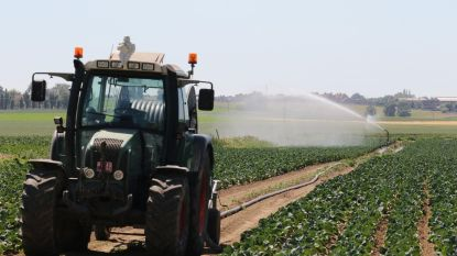 Verboden om nog water uit Sentse kreken te halen: tot 350 euro boete