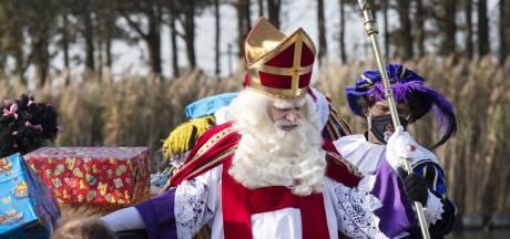 Even een praatje maken met de Sint, in Almelo kan het