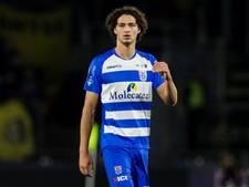 PEC Zwolle doet talent Sandler voorstel om te verlengen