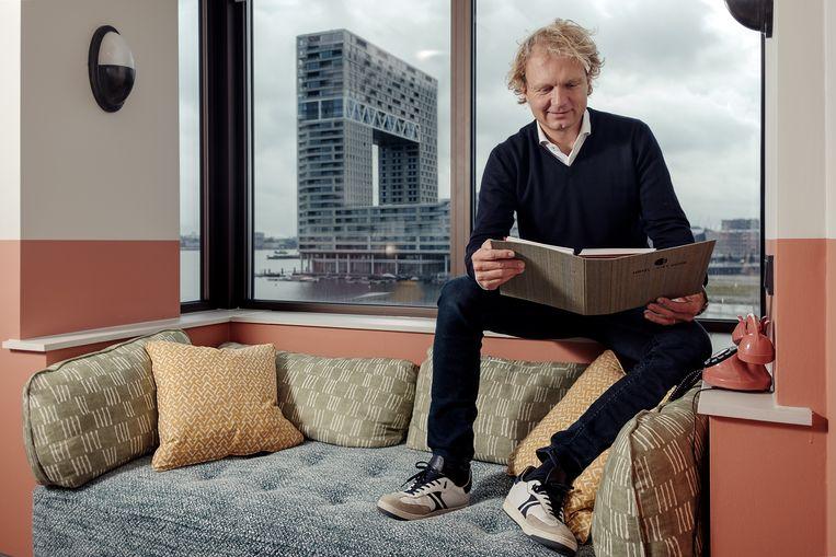 Boat&co. Beeld Jakob Van Vliet