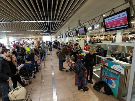 Si vous devez prendre l'avion dans les jours à venir, venez tôt à Brussels Airport