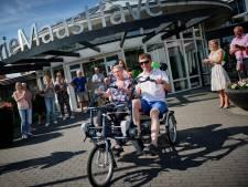 Met duo-fiets kunnen mensen 'altijd buiten zijn'