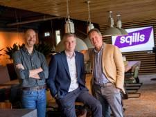Softwarebedrijf Sqills uit Enschede maakt iets bijzonders van nieuw bedrijfspand