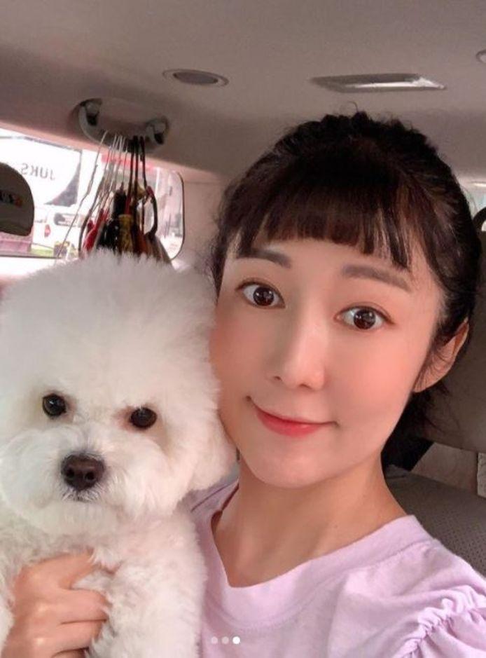 Sayuri Fujita is al jaren in Zuid-Korea op tv te zien.