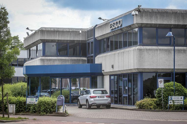 Bij Asco Industries liggen alle computers momenteel nog steeds plat.