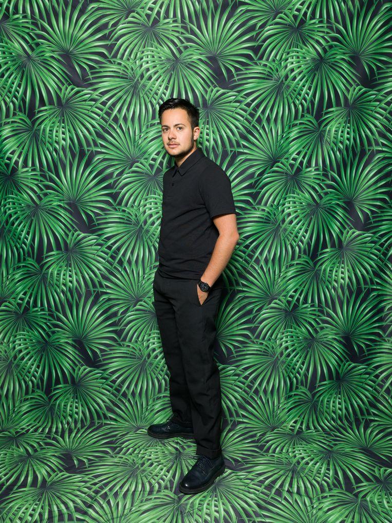 Mounir Samuel is een Egyptisch-Nederlandse auteur, politicoloog en blogger.  Beeld Ivo van der Bent