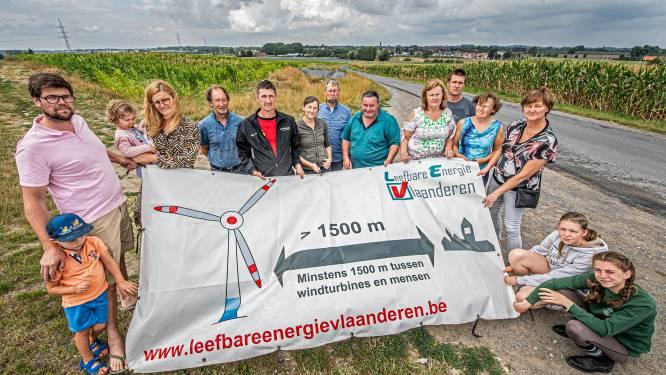 """Derde keer op rij aanvraag voor windmolens in Pittem: """"Ons standpunt blijft ongewijzigd"""""""