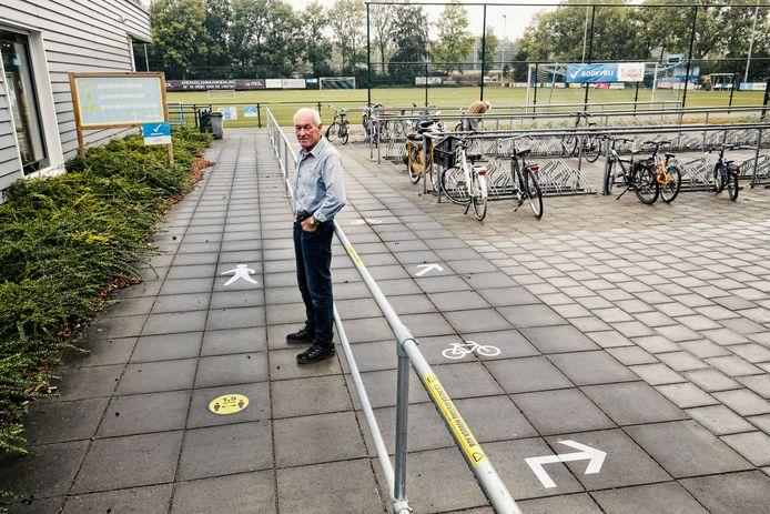 Net als FC Driebergen maken ook Utrechtse sportclubs extra kosten om hun sportparken coronaproof te maken.