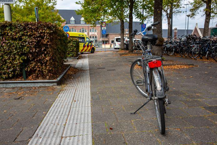 Fietser aangereden in Roosendaal.