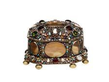 Dit juwelenkistje van Catharina de Grote is nu met eigen ogen te zien