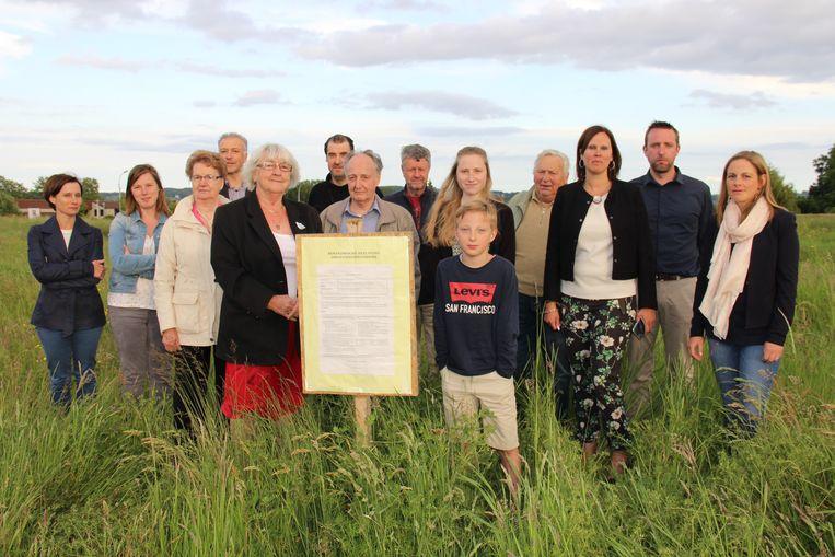 Archiefbeeld - Enkele buurtbewoners hebben zich verzet tegen de komst van de biomassacentrale.