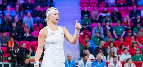 Nederland naar Den Bosch voor Fed Cup-duel